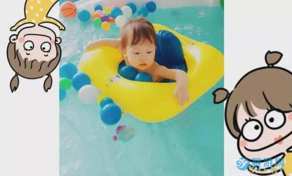 大多数家长都get不到秋天宝宝游泳的好处