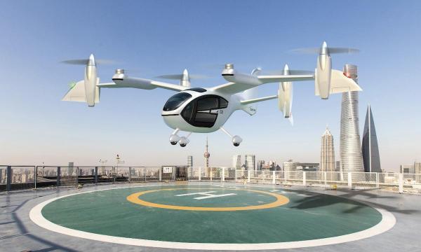 空中出租车企业时的科技一个月内连获两轮融资