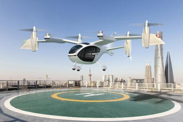 首发 空中出租车企业时的科技一个月内连获两轮融资