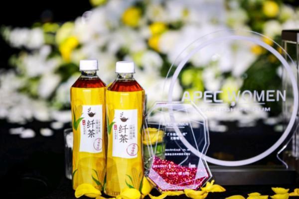"""元气森林首次推出无糖植物茶饮:独立品牌""""纤茶""""面市"""