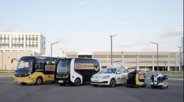 半年落地两过亿项目,蘑菇车联城市级自动驾驶开启高速复制模式