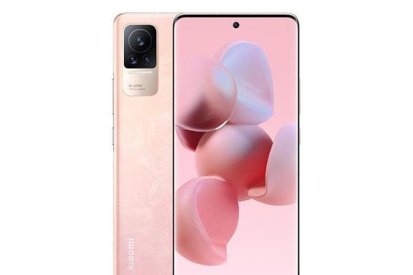 售价2599元起:小米全新潮流系列手机小米Civi将于9月30日首销