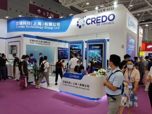 Credo发布新一代光通信DSP芯片:数据中心400G应用正当时