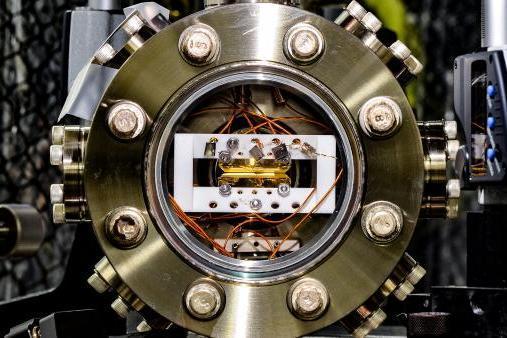 美国首个!IonQ和马里兰大学合作建立首个同类国家量子实验室