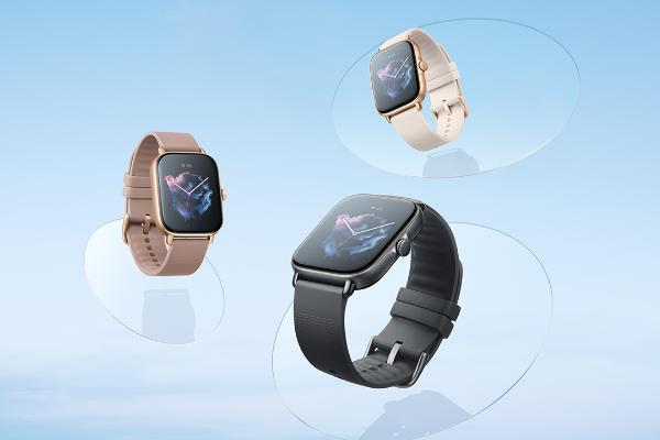 """华米科技Amazfit品牌公布中文名""""跃我"""",发布智能手表GTR 3和GTS 3系列售899元起"""