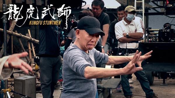 许钧献声《龙虎武师》主题曲 MV曝搏命过往 回首伤痛都已释然