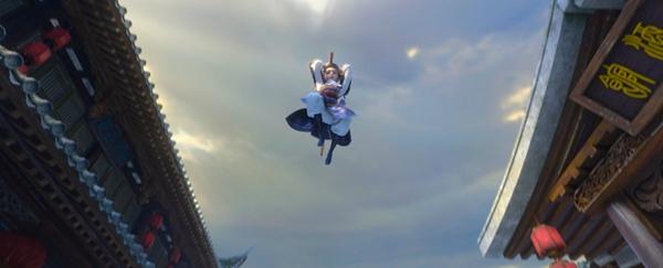 超燃国漫《二郎神之深海蛟龙》首曝片段 画面细节彰显大片品质