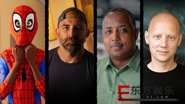 《蜘蛛侠:平行宇宙》登顶《帝国》杂志最佳动画 续集值得期待