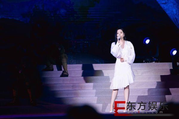 张靓颖演唱《长津湖》宣传主题曲 用歌声铭刻历史致敬《最可爱的人》