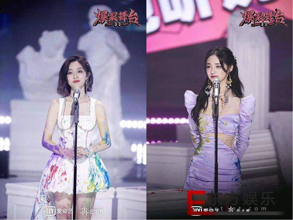 《爆裂舞台》第二次竞演开启 陈卓璇回应和THE9竞合关系