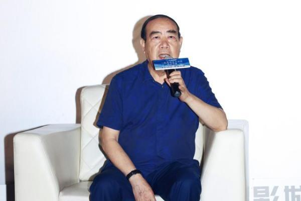 《一直游到海水变蓝》举办西安首映 作家贾平凹对谈导演贾樟柯