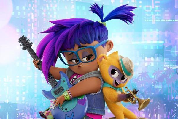 《疯狂原始人》导演最新动画力作《蜜熊的音乐奇旅》确认引进