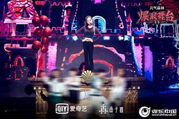 《爆裂舞台》安崎首次挑战歌舞秀 芭蕾圆舞曲太惊艳