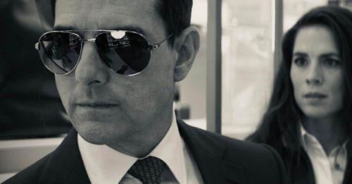汤姆·克鲁斯主演《碟中谍7》英国拍摄完成 新剧照曝光女主现身