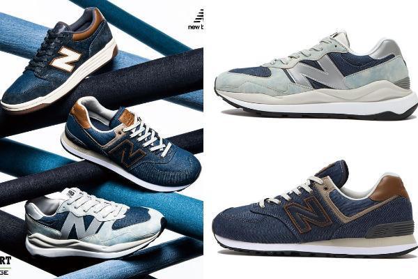 ABC-MART独家售卖!NB丹宁系列球鞋574、57/40、480爆款球鞋一次收!