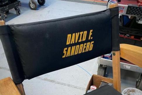 《雷霆沙赞!众神之怒》将杀青 大卫·F·桑德伯格晒片场照