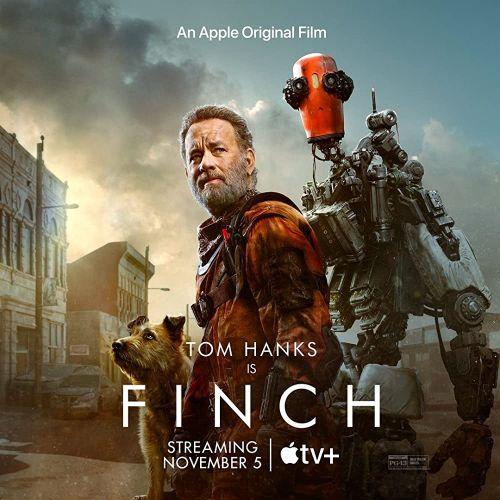 汤姆·汉克斯主演电影《芬奇》将登陆流媒体平台Apple TV+