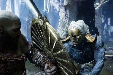 《战神:诸神黄昏》曝光首款预告 奎托斯父子俩有新战斗方式