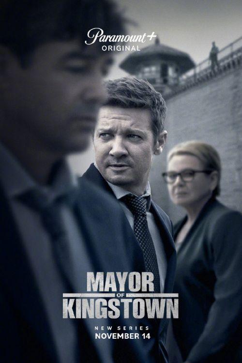 """《金斯敦市长》定档Paramount+ """"鹰眼""""杰瑞米·雷纳主演"""