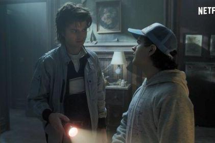Netflix剧集《怪奇物语》第4季发中字预告 原班卡司回归出演