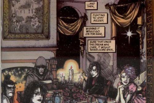 Netflix接手尼尔·盖曼为DC打造的经典漫画《睡魔》剧集