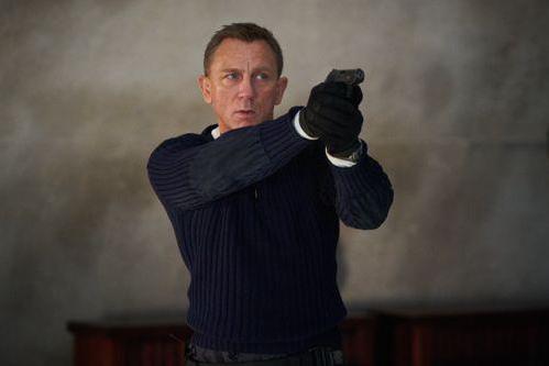 """丹尼尔·克雷格最后一部007 告别""""邦德""""泪洒片场"""