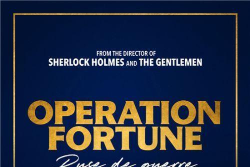 著名导演盖·里奇与爱将杰森·斯坦森新片改名为《财富行动:战争之街》