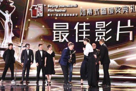 """电影《云霄之上》夺得北京国际电影节""""天坛奖""""三项奖项"""