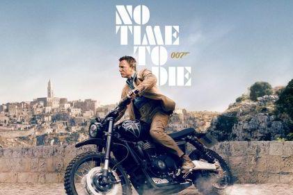 007系列第25部电影《007:无暇赴死》内地定档10月29日