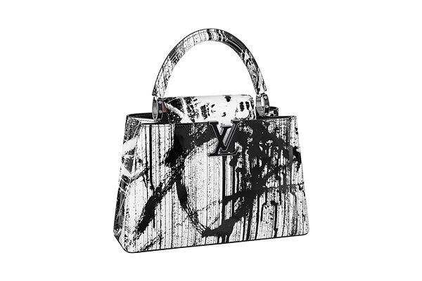 LV Artycapucines系列联手「六位当代艺术家」打造绝无仅有的典藏经典手袋!