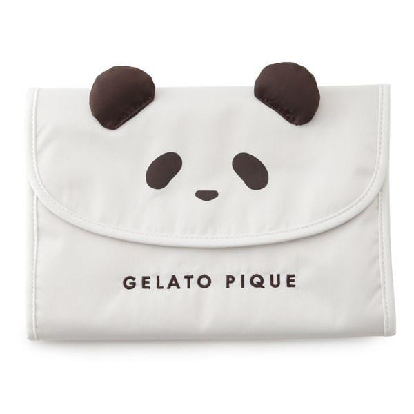 gelato pique被熊猫包围了!软萌服饰家居服、小拖鞋,还有熊猫可丽饼!