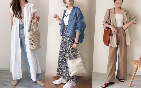 2021女生秋季穿搭图鉴:有这九件单品就够!衬衫、洋装...初秋天的重复穿搭技巧,零预算就搞定