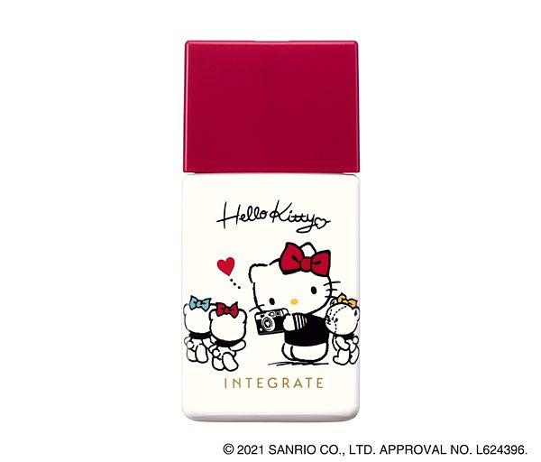 大女孩的可爱美丽!INTEGRATE X Hello Kitty 限定联名第二弹可爱上市