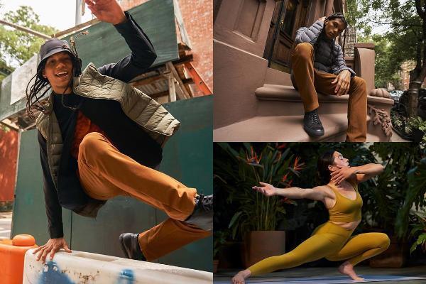 瑜珈控爱牌lululemon推全新InStill瑜伽裤「奶茶棕、雾灰紫」穿上身又瘦又美!