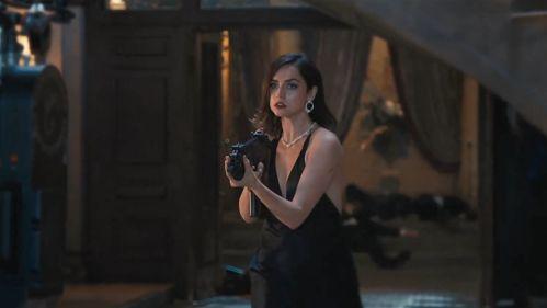 """电影《007:无暇赴死》曝""""全新特工""""特辑 聚焦强大女性力量"""