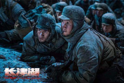 电影《长津湖》票房破25亿成国庆档影史票房冠军 票房连续6天上涨
