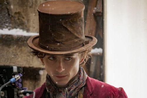 甜茶发布《查理与巧克力工厂》前传《旺卡》最新剧照 定档2023年