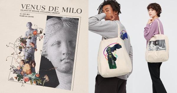 最强艺术联名!UNIQLO首次与Jeff Koons推出联名UT系列,帆布袋也好想入手!