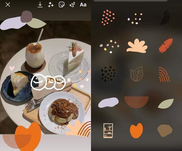 【IG外挂+】超实用Instagram限动『韩式冷淡风GIF关键字』没有排版技巧也超可爱!