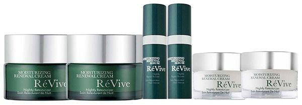 【2021周年庆】RéVive经典奢华限量组合反馈铁粉 ! NO.1『活肤霜』3日速效膨、嫩、亮!
