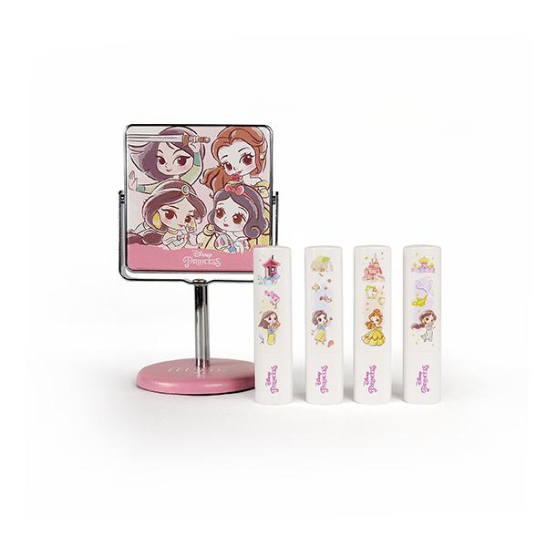 在台湾就能买DISNEY!FreshO2 迪斯尼公主彩妆登场~小矮人/茉莉公主色号太美、质感爆表!!