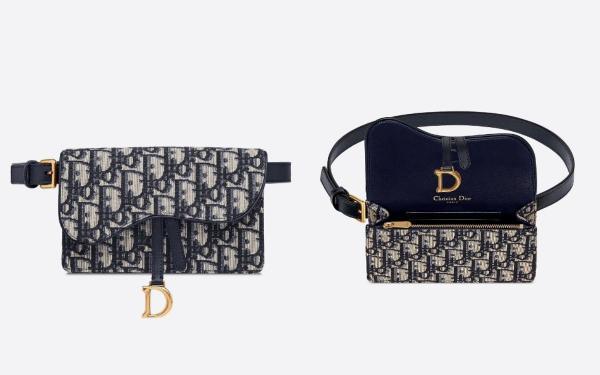 超惊喜价格!七款Dior平价版『包包推荐』经典蒙田包、马鞍包都有!