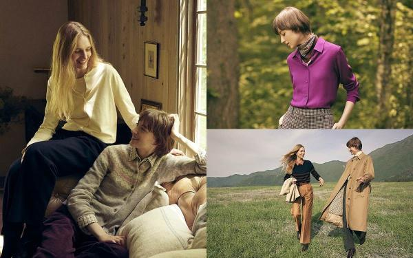 UNIQLO X INES联名新款来了~质感系法式「衬衫、西装外套、洋装」都好美!