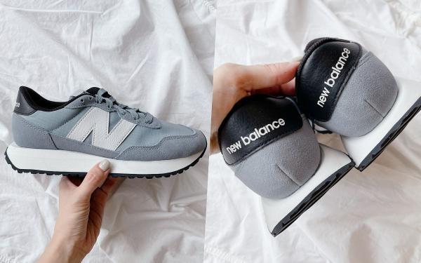 New Balance 237奶油白、奶茶版型太美台湾免代购收!好穿搭NB237购买地点一次看!
