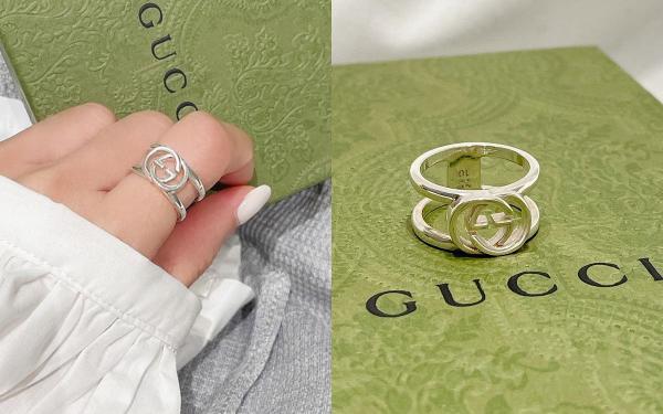 这价格太惊喜了!Gucci隐藏平价『千元小戒指Top10』许愿礼物就它了!