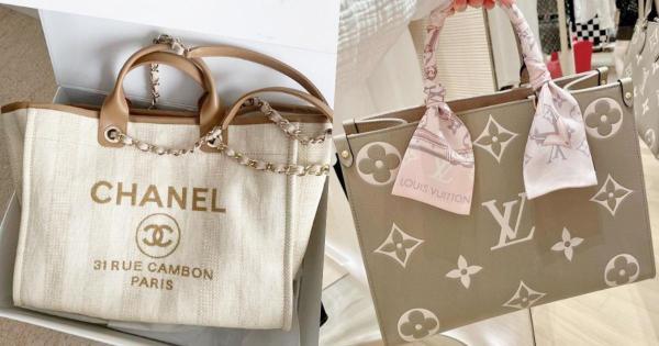 【爆款精品】2021精品系【名牌托特包推荐TOP12】LV、CHANEL、Dior...总整理