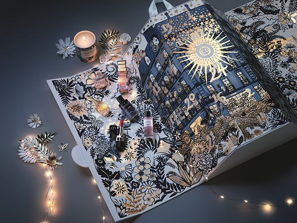 在线旗舰店抢先卖 ! 迪奥2021繁花幻境圣诞倒计时,邀您轻启24扇窗格后的DIOR惊喜 !