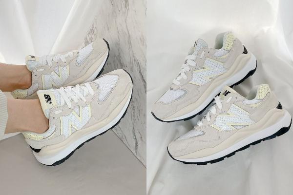 2021下半10双绝美『奶白色球鞋』推荐!Nike、Vans、NB新爆款,领五倍券冲一双!