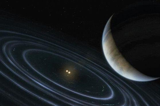 第九大行星神秘莫测的位置或找到,距离太阳比想象中近