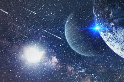 """大质量恒星的形成:可""""感受""""磁力和引力之间的相互作用"""